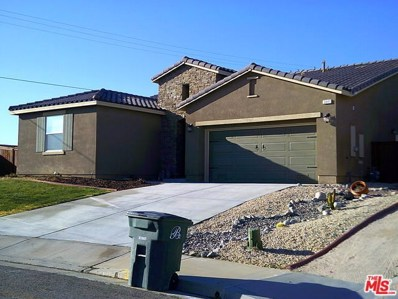 3441 Jaguar Court, Rosamond, CA 93560 - MLS#: 18317736