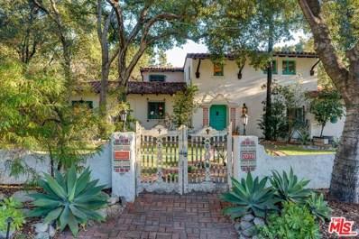 2098 Crescent Drive, Altadena, CA 91001 - MLS#: 18318070