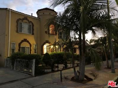 1061 W 57TH Street, Los Angeles, CA 90037 - MLS#: 18318212