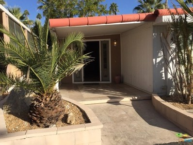408 Onyx Drive, Palm Springs, CA 92264 - MLS#: 18318218PS