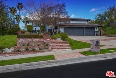 4035 Falling Leaf Drive, Encino, CA 91316 - MLS#: 18318560