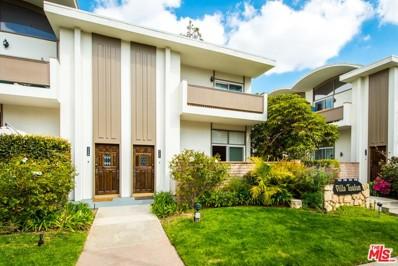 4758 La Villa Marina UNIT J, Marina del Rey, CA 90292 - MLS#: 18318730