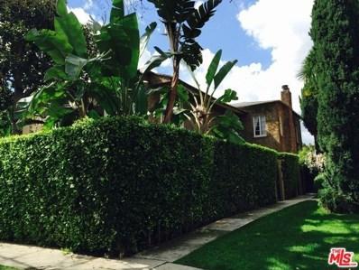 1233 S Crescent Heights Boulevard, Los Angeles, CA 90035 - MLS#: 18319110
