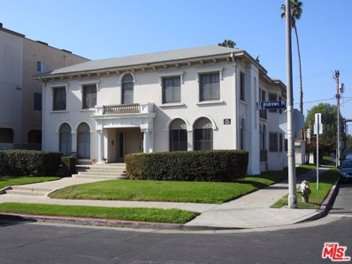 105 S St Andrews Place, Los Angeles, CA 90004 - MLS#: 18319158