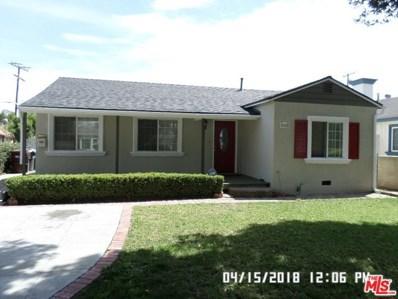 1715 S Parton Street, Santa Ana, CA 92707 - MLS#: 18319250