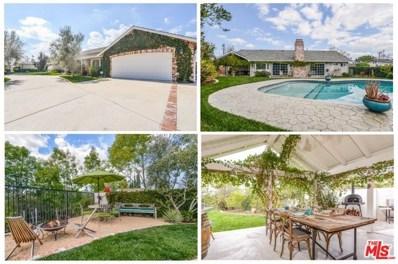 7037 Middlesbury Ridge Circle, West Hills, CA 91307 - MLS#: 18319252