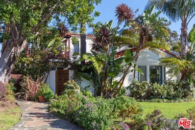 620 El Medio Avenue, Pacific Palisades, CA 90272 - MLS#: 18319718