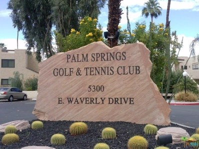 5300 E Waverly Drive UNIT F3, Palm Springs, CA 92264 - MLS#: 18319746PS