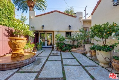 728 Westbourne Drive, West Hollywood, CA 90069 - MLS#: 18319852