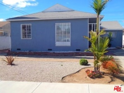 852 W 145TH Street, Gardena, CA 90247 - MLS#: 18319904