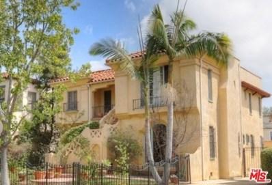 1122 S Hayworth Avenue, Los Angeles, CA 90035 - MLS#: 18320010