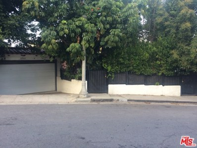 3342 Oak Glen Drive, Los Angeles, CA 90068 - MLS#: 18320510