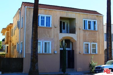 1672 S Harvard, Los Angeles, CA 90006 - MLS#: 18320516
