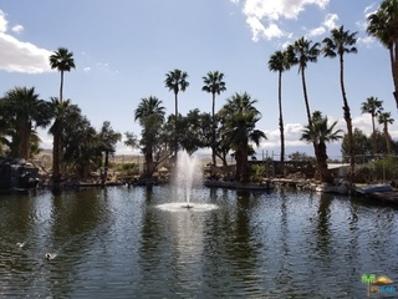 70875 Dillon Road UNIT 255, Desert Hot Springs, CA 92240 - #: 18320610PS