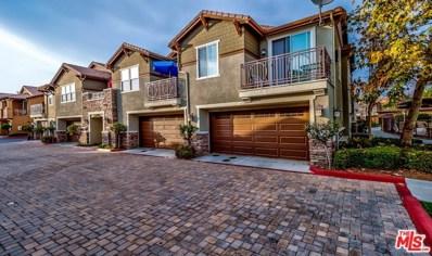 10375 CHURCH Street UNIT 87, Rancho Cucamonga, CA 91730 - MLS#: 18320640