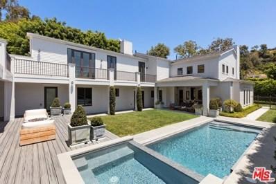 1387 N Doheny Drive, Los Angeles, CA 90069 - MLS#: 18320792