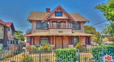 2703 DALTON Avenue, Los Angeles, CA 90018 - MLS#: 18320874