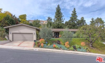 3623 Ballina Canyon Road, Encino, CA 91436 - MLS#: 18321074