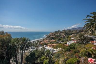 315 N Las Casas Avenue, Pacific Palisades, CA 90272 - MLS#: 18321110