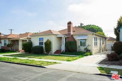 2104 S Spaulding Avenue, Los Angeles, CA 90016 - MLS#: 18321116