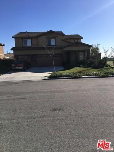 16511 Westmoor Place, Fontana, CA 92336 - MLS#: 18321154