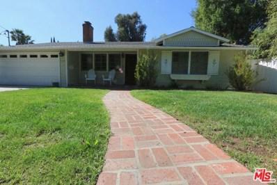 5539 Murietta Avenue, Sherman Oaks, CA 91423 - MLS#: 18321760