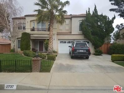2737 Redington Street, Palmdale, CA 93551 - MLS#: 18321924