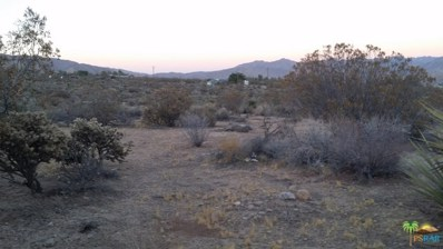9421 N STAR Trail, Morongo Valley, CA 92256 - MLS#: 18322176PS