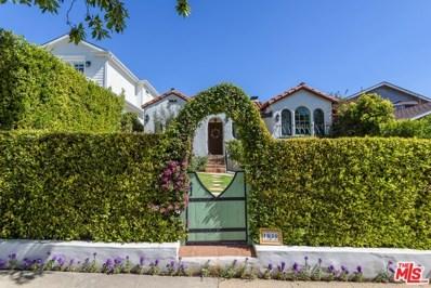 1030 Fiske Street, Pacific Palisades, CA 90272 - MLS#: 18322194