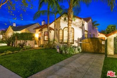 358 S Sycamore Avenue, Los Angeles, CA 90036 - MLS#: 18322308