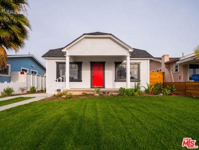 3660 4TH Avenue, Los Angeles, CA 90018 - MLS#: 18322734