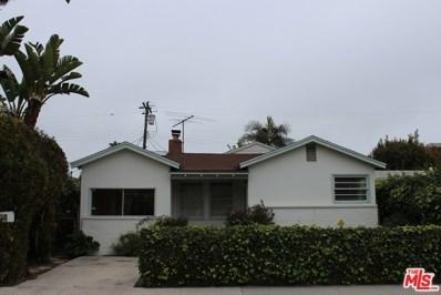 2330 Cloy Avenue, Venice, CA 90291 - MLS#: 18323048