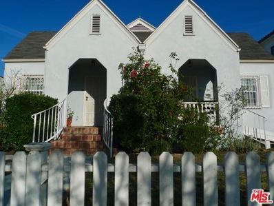 538 N Alta Vista Boulevard, Los Angeles, CA 90036 - MLS#: 18323206