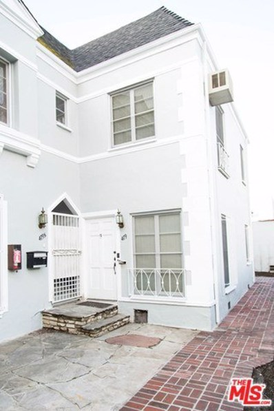 419 S Maple Drive UNIT 1\/2, Beverly Hills, CA 90212 - MLS#: 18323208