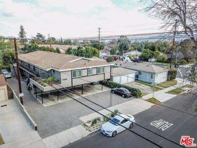 1412 N Keystone Street UNIT G, Burbank, CA 91506 - MLS#: 18323660