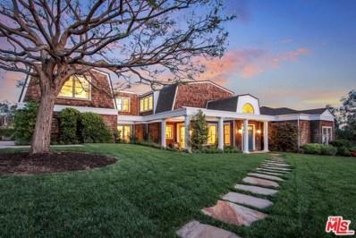5920 Clover Heights Avenue, Malibu, CA 90265 - MLS#: 18323760