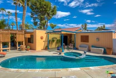 583 N LUJO Circle, Palm Springs, CA 92262 - MLS#: 18323806PS