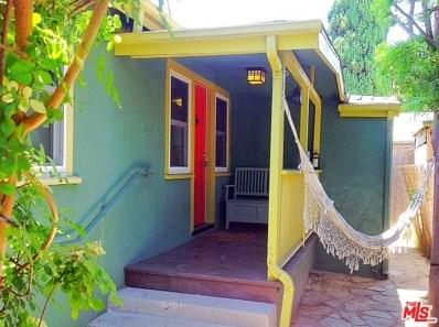 1140 Manzanita Street, Los Angeles, CA 90029 - MLS#: 18324154