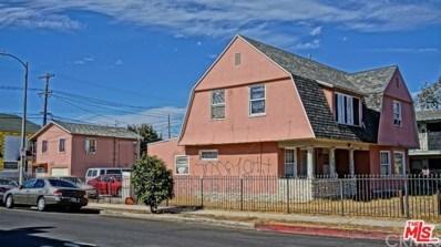 1723 S Bonnie Brae Street, Los Angeles, CA 90006 - MLS#: 18324172