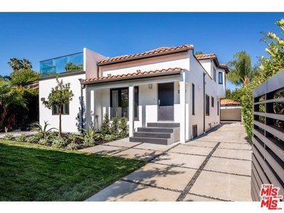 844 N La Jolla Avenue, Los Angeles, CA 90046 - MLS#: 18324340