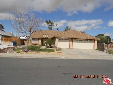 3819 Sunstream Avenue, Palmdale, CA 93550 - MLS#: 18324476