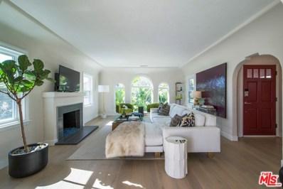 1606 S Fairfax Avenue, Los Angeles, CA 90019 - MLS#: 18324540