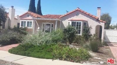 1773 S Shenandoah Street, Los Angeles, CA 90035 - MLS#: 18324560