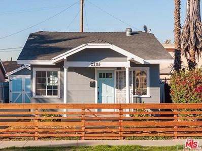 2205 E Spaulding Street, Long Beach, CA 90804 - MLS#: 18324580