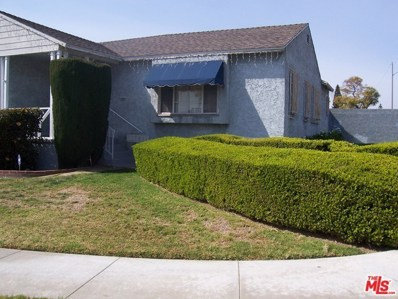 10803 S St Andrews Place, Los Angeles, CA 90047 - MLS#: 18324736