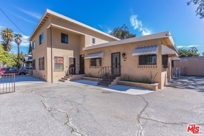 538 S Boyle Avenue, Los Angeles, CA 90033 - MLS#: 18325094