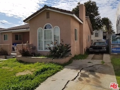 5226 W 20TH Street, Los Angeles, CA 90016 - MLS#: 18325150