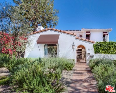 224 S Rodeo Drive, Beverly Hills, CA 90212 - MLS#: 18325216