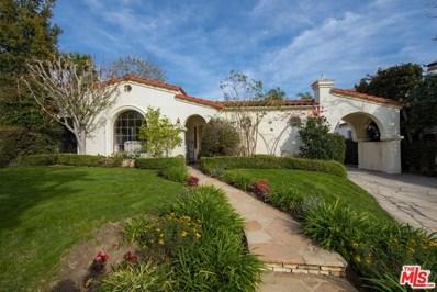 920 Malcolm Avenue, Los Angeles, CA 90024 - MLS#: 18325394