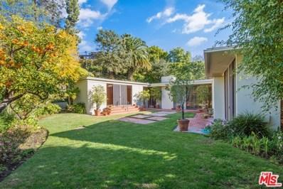1007 SUMMIT Drive, Beverly Hills, CA 90210 - MLS#: 18325864